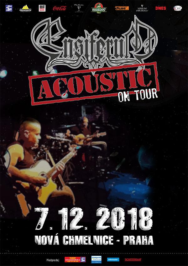 picture ENSIFERUM (FI) - ACOUSTIC TOUR 2018
