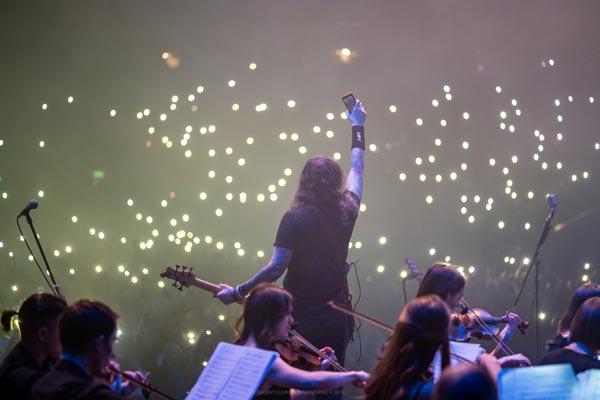 picture METALLICA S&M Tribute Show a symfonický orchestr