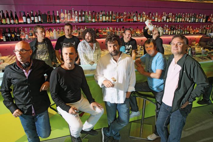picture MONKEY BUSINESS / J.A.R. / DJ Vrtulník Michael V.