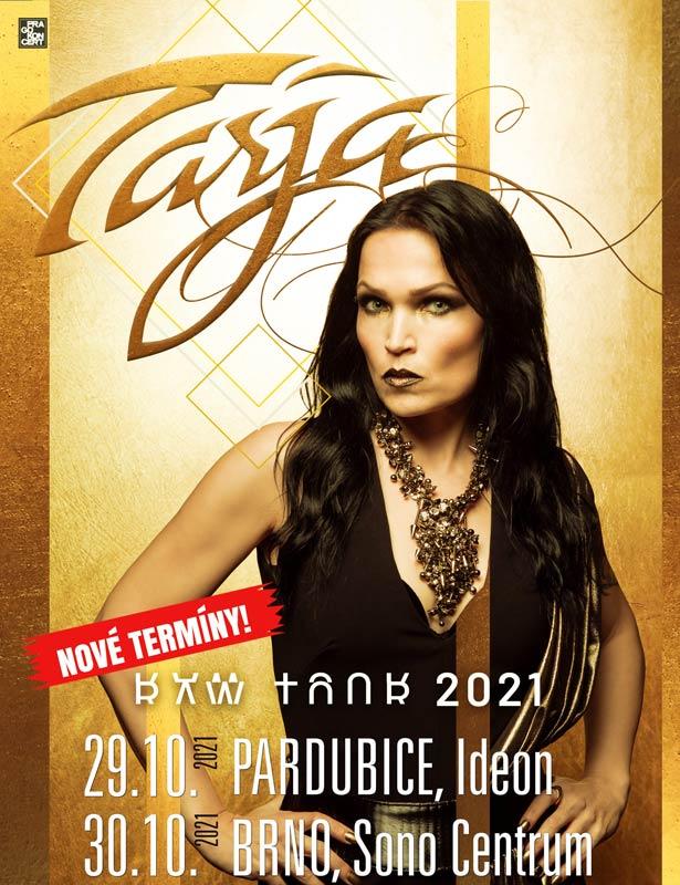 picture TARJA - Raw Tour 2021