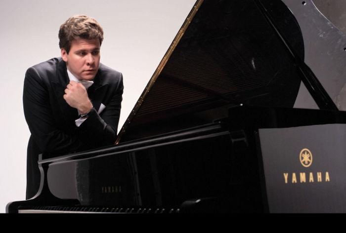 picture DENIS MATSUEV klavírní koncert