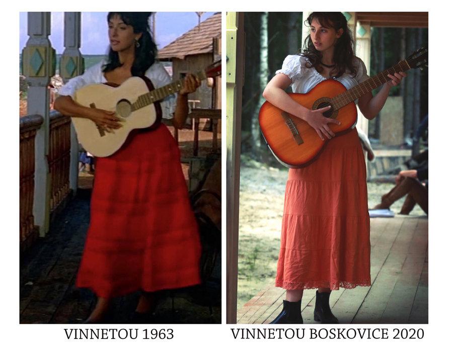 picture VINNETOU – velkolepé představení pod širým nebem