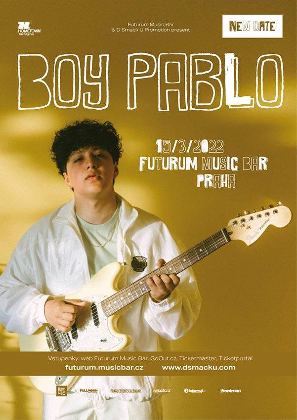 picture Boy Pablo / NO