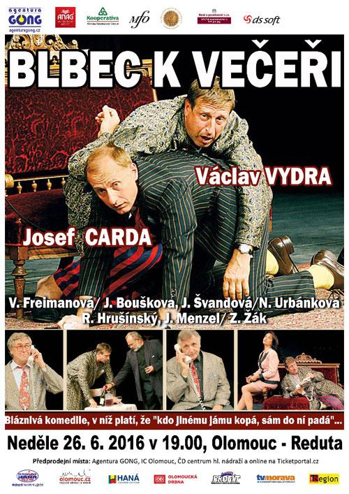 picture BLBEC K VEČEŘI