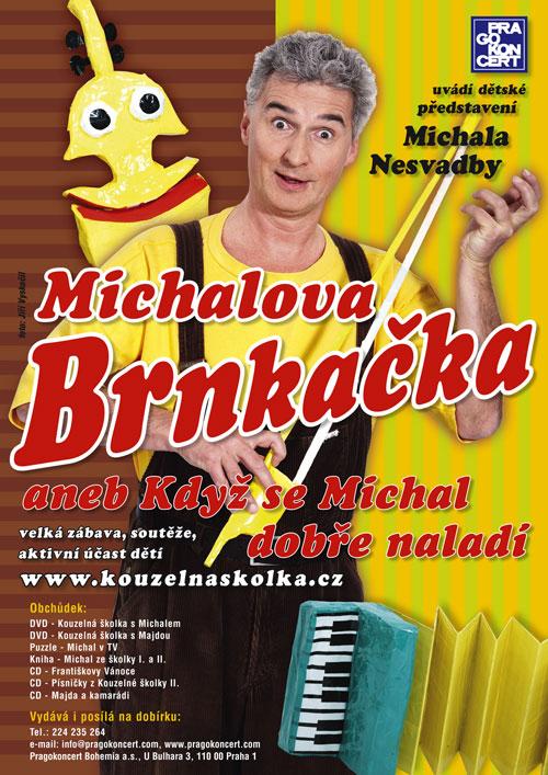 picture Michalova brnkačka - Michal Nesvadba