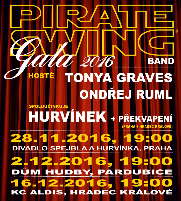 picture PIRATE SWING Band Gala 2016
