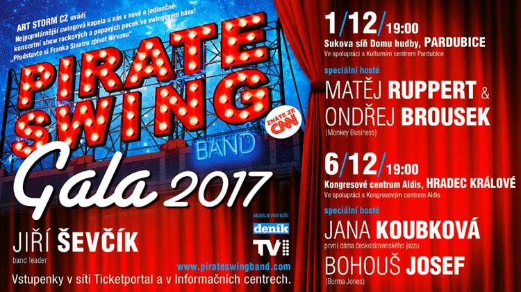 picture PIRATE SWING Band Gala 2017