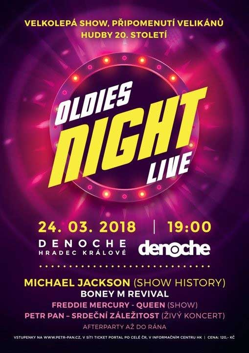 picture Oldies Night Live