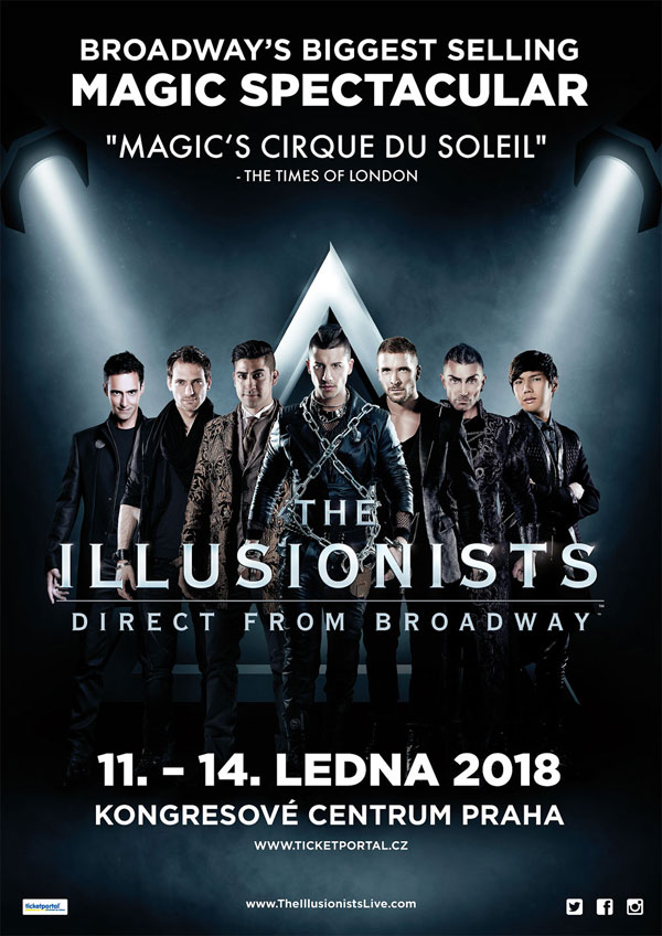 picture THE ILLUSIONISTS