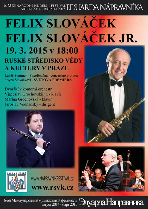 picture Koncert Felixe Slováčka a Felixe Slováčka jr.