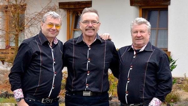 picture Veselá trojka Pavla Kršky
