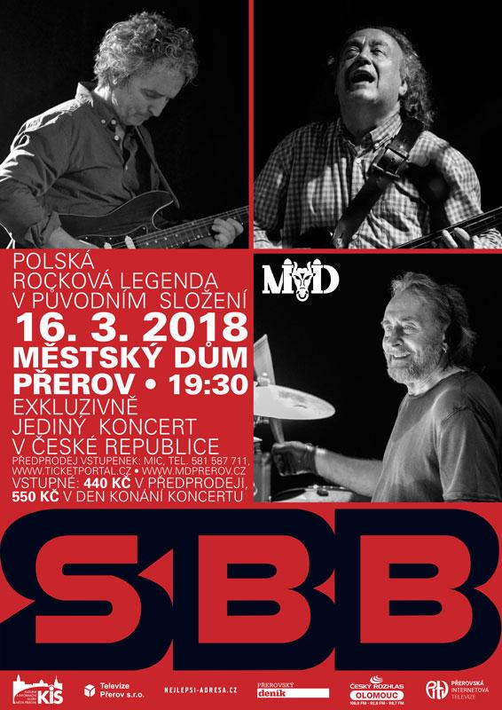 picture Koncert polské rockové legendy SBB