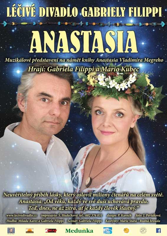 picture Léčivé divadlo - Anastasia