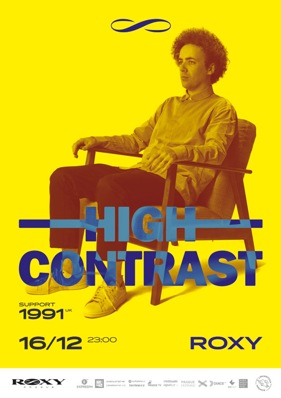 picture High Contrast (UK) - Night Gallery Tour