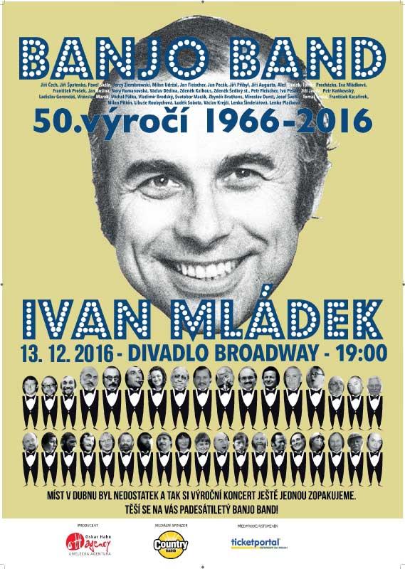 picture 50. let Banjo Bandu Ivana Mládka