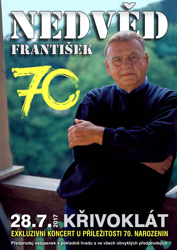 picture FRANTIŠEK NEDVĚD 70