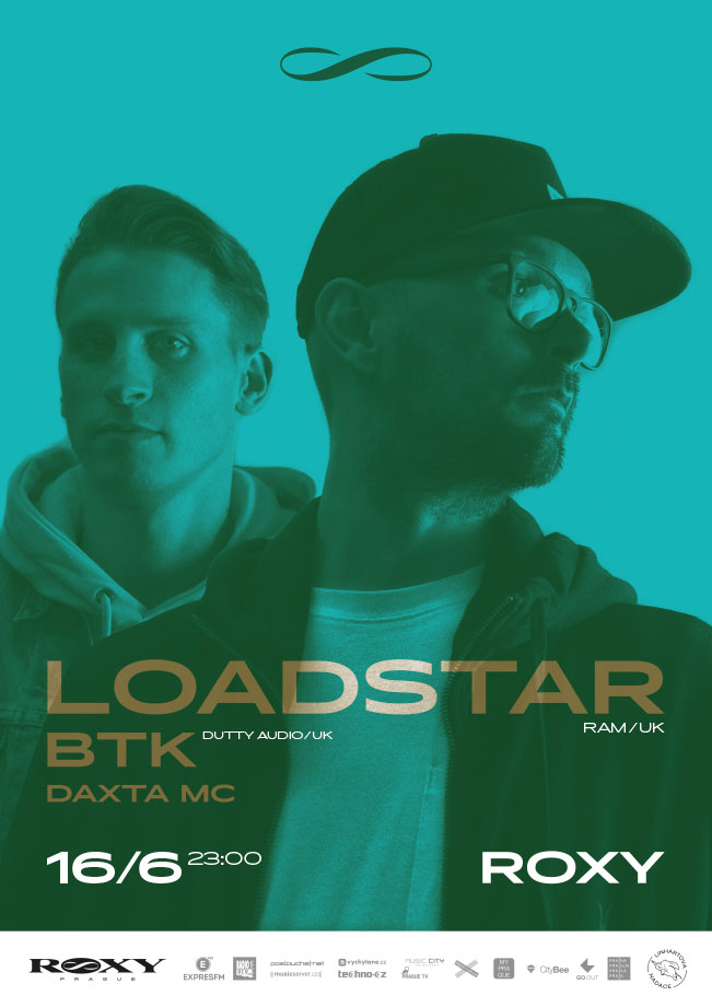 picture LOADSTAR (RAM/UK), BTK (VIRUS/UK), DAXTA MC