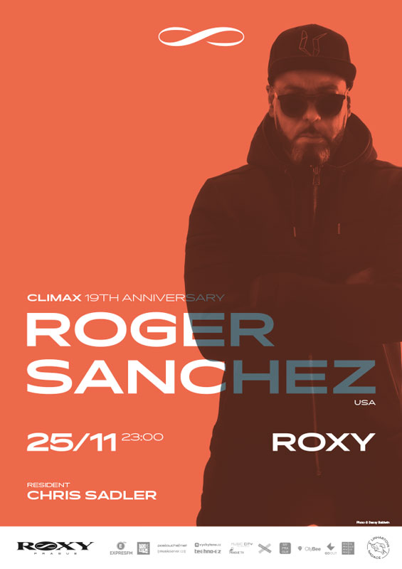 picture CLIMAX 19th anniversary: ROGER SANCHEZ (USA)
