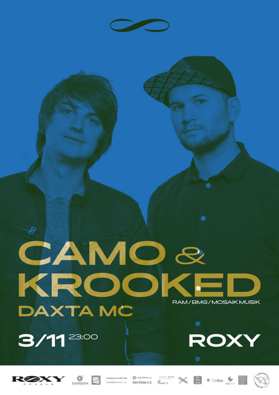 picture CAMO & KROOKED (AT) feat. Daxta MC