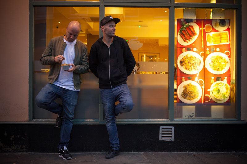 """picture BROOKES BROTHERS (UK) - """"Orange Lane Launch"""""""