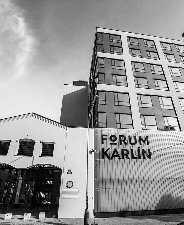 picture Forum Karlín