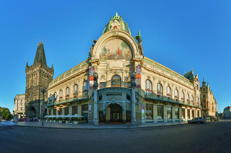 picture Obecní dům - Smetanova síň