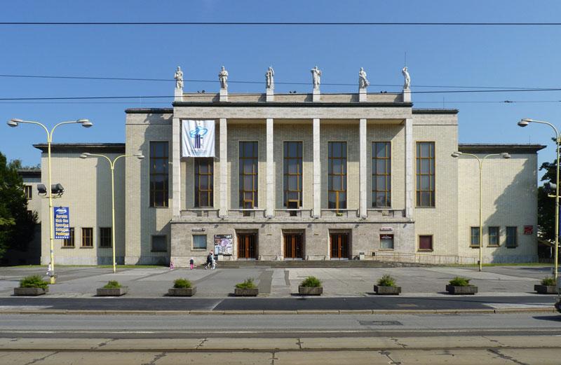 picture Dům kultury města Ostravy