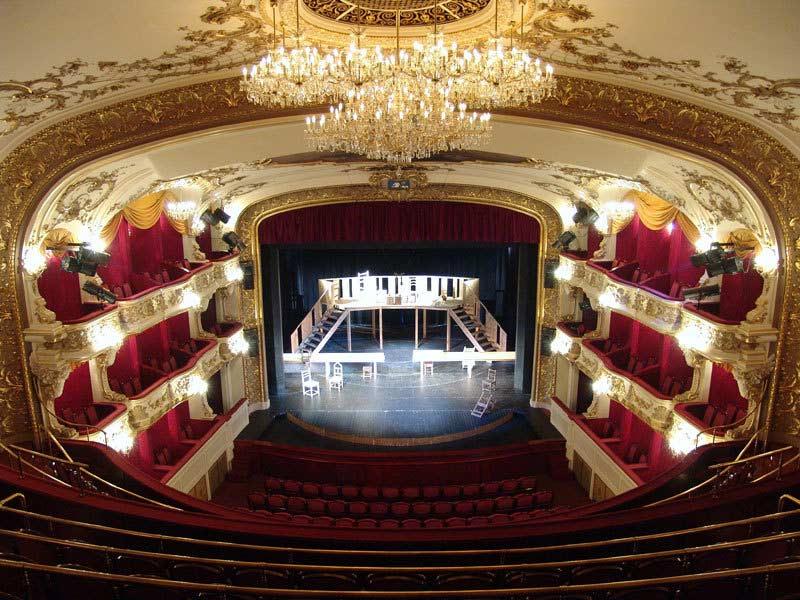 picture Divadlo Antonína Dvořáka