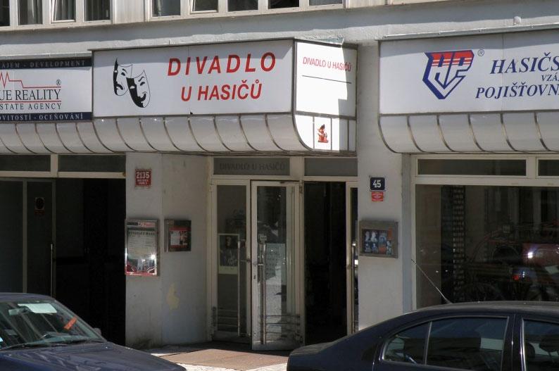 picture Divadlo U Hasičů