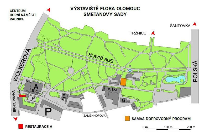 picture Výstaviště Flora, Pavilon A