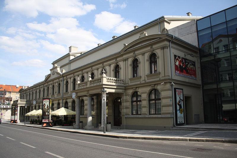 picture Hudební divadlo Karlín