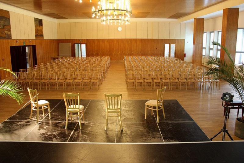 picture Dům kultury, Divadelní sál