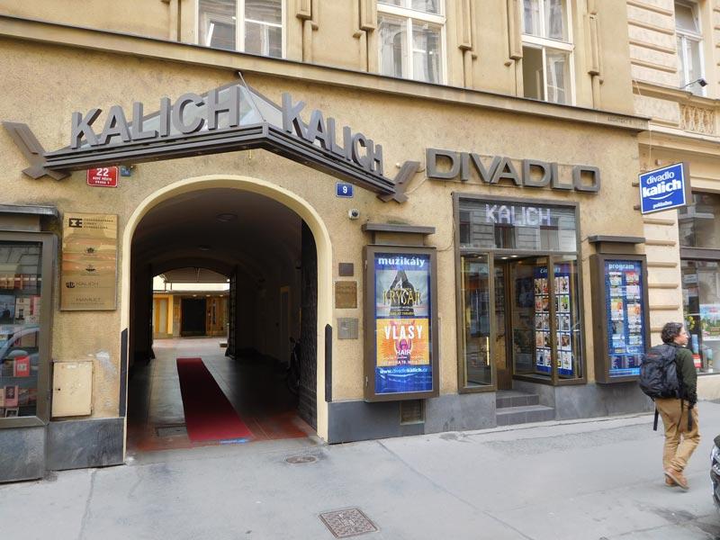 picture Divadlo Kalich