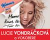LUCIE VONDRÁČKOVÁ  MANNER KOUSEK ŠTĚSTÍ TOUR 2016