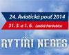 24. Aviatická pouť 2014 - RYTÍŘI NEBES