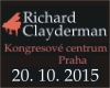 RICHARD CLAYDERMAN - Live with Strings