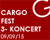 CARGO FEST - Spermbankers/ Nauzea Orchestra/ KTD!
