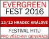 EVERGREEN FEST NA TICKETPORTAL.CZ