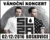 SLZA, Vánoční koncert Boskovice