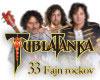 TUBLATANKA 33 ROCKOV TOUR 2016