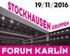 SPACE & SOUND - STOCKHAUSEN GRUPPEN