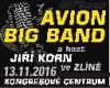 AVION BIG BAND a host JIŘÍ KORN ve Zlíně