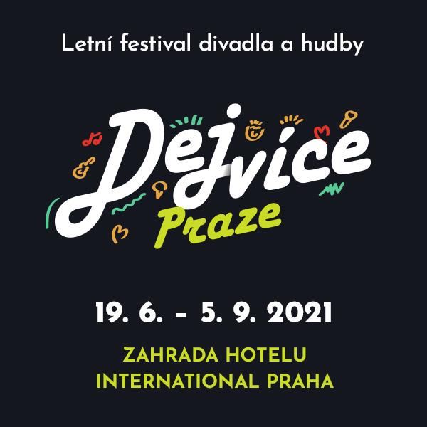 DejVícePraze - sousedský letní festival