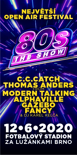 80s THE SHOW 2020_300x600