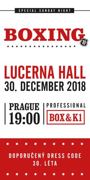 BOXING LUCERNA 2018