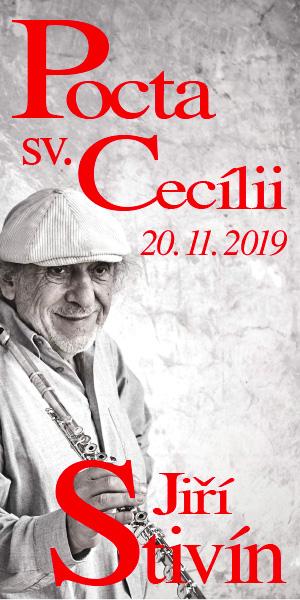 JIŘÍ STIVÍN - Pocta sv. Cecílii 2019_300x600