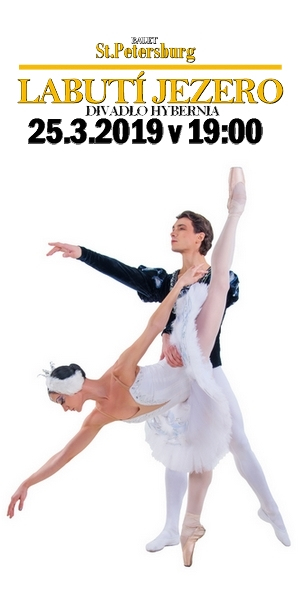 Balet St. Petersburg LABUTÍ JEZERO 2019-03_300x600