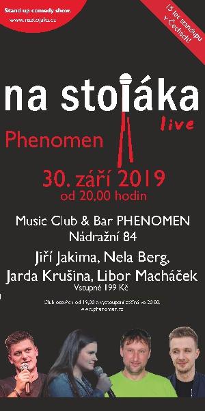 Na stojáka - PHENOMEN 2019_300x600