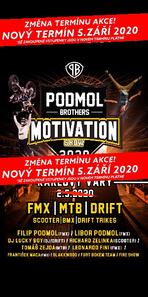 PODMOL Brothers MOTIVATION show 2020-09_300x60