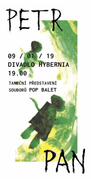 Pop Balet: PETR PAN 01/2019_300x600
